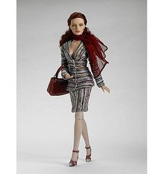 2009 Tonner Fall Holliday Tyler Wentworth Corporate Couture, Outfit Only