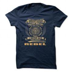 I Love REBEL T-Shirts