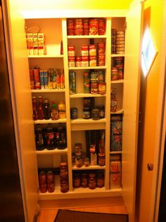 diy storage ideas for small spaces   pantry for small spaces !! - Other Space Designs - Decorating Ideas ...