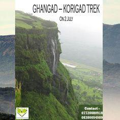 Trek To Ghangad - Korigad Trek Enroll Now - http://bit.ly/28Uiw5T