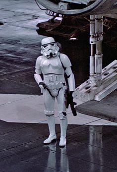 TK421 why aren't you at your post? Star Wars