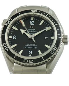 Omega Watches - Seamaster Planet Ocean 42 mm Stainless Steel box and papers — Watch Finder Omega Watches Seamaster, Paper Watch, Planet Ocean, Planets, Canada, Stainless Steel, Box, Accessories, Snare Drum