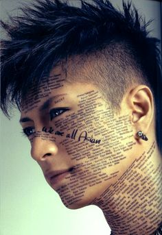 Beautiful in it's own way. Gackt