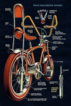 Raleigh Chopper!