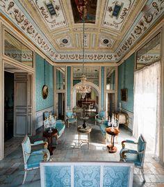 Palazzo di Lorenzo Castelluccio, photo Armando Rotoletti for AD