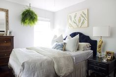 Whitney's Traditional Meets Glamour Austin Apartment | Apartment Therapy