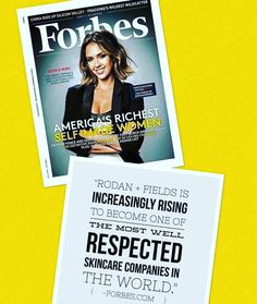 Would you agree that Forbes Magazine is a credible resource for business? With the US becoming increasingly dominated by Rodan Fields other countries may not be far behind. Rodan Fields launched in Canada in February 2015 and Australia is scheduled to launch in Fall 2016. pcostilla.myrandf.com
