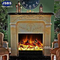 Unique Fireplace Mantel www.jsbluesea.com info@jsbluesea.com whatsapp wechat:0086-13633118189 #homedecoration #houserestoration #fireplacemantel #jsbsmarble #jsbsstone #JSBS Marble Fireplace Mantel, Marble Fireplaces, Fireplace Mantels, Marble Columns, Stone Columns, Chinese Valentine's Day, Marble Carving, Stone Fountains, Stone Veneer