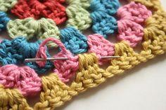 Crochet Corner: Weaving in ends