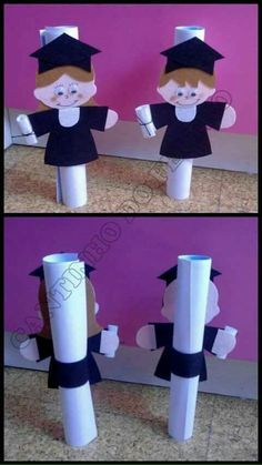 diploma - New Deko Sites Graduation Crafts, Kindergarten Graduation, Graduation Decorations, Graduation Party Decor, School Decorations, Summer Crafts, Diy And Crafts, Crafts For Kids, Paper Crafts