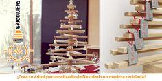 ¡Una sierra de calar es la herramienta perfecta construir tu árbol de Navidad!