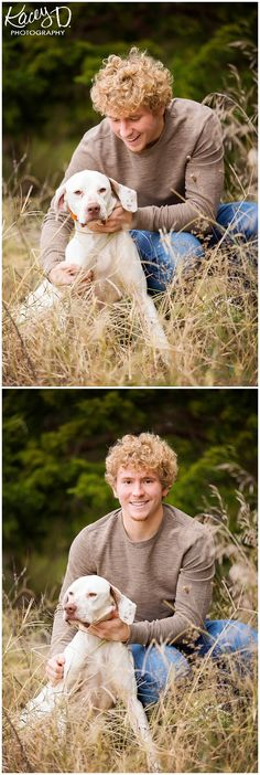 Shooting Senior Guys with Dogs Pose Ideas - Columbia Missouri Photographer Kacey D Photography Hunting Senior Photos, Dog Face Drawing, Funny Dog Faces, Dog Quotes Love, Photos With Dog, Dog Poses, Funny Drawings, Dog Crafts, Cartoon Dog