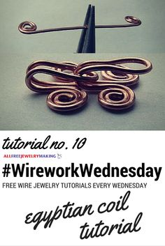 Now this is a cool wirework technique! #WireworkWednesday