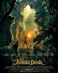 #MovieAlert: How many lives is a man club worth? the legend comes to life.  #JungleBook