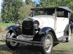 Ford model A, 1928                                                                                                                                                                                 More