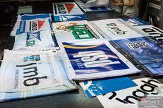 Przedstawiamy portfolio - galerię realizacji naszych niektórych zrealizowanych projektów w grupie druku na tkaninach.