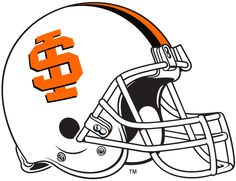 Idaho State University Bengals Logo | Idaho State Bengals Helmet Logo - NCAA Division I (i-m) (NCAA i-m ...