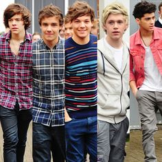 just 5 guys... with adorable accents, amazing good looks, and awesome voices... that's all ;)
