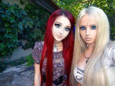 OMG! It isn't dolls. And It isn't masks...