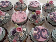 30th birthday cupcakes - Google Search