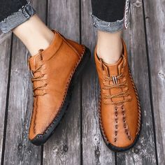 Fishing Boot Laces #fishingaddict #FishingBoots Shoe Boots, Ankle Boots, Men's Boots, Fishing Boots, Mens Winter Boots, Men Hiking, Casual Boots, Leather Men, Moda Masculina