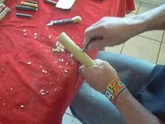 HAGAMOS UNA QUENA EN DO de 29-2 cm CASI FLAUTA DULCE - YouTube