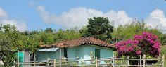 Casa campesina en Calima - Darien. Valle Colombia