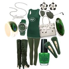 Outfit -- New York Jets