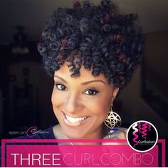 Need your life back? Our curls can get it back for you. It's getting hot already so nows the perfect time to go shorter. You dont have to cut your hair just order any combo of our 10 inch curls to give you the perfect layered cut. Curly Crochet Hair Styles, Crochet Braid Styles, Crochet Braids Hairstyles, Braided Hairstyles, Curly Hair Styles, Natural Hair Styles, Black Hairstyles, Crochet Style, Trendy Hairstyles