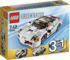 Fantastic offers on Lego Creator sets only at Smyths Toys UK. Visit us now. Buy Lego Creator Online, In Store or use our Click & Collect Service! Lego Creator Game, The Creator, Toys R Us, Engine Detailing, Lego For Sale, Lego Age, Van Lego, Lego Store, Lego Models