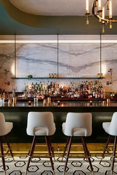 Delightful USA Contemporary Home Decor And Mid Century Modern Lighting Ideas From  DelightFULL | Http: Bar InteriorRestaurant Interior DesignApartment ...