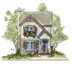 House Plan chp-48110 at COOLhouseplans.com