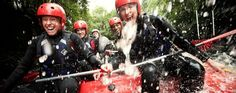 Canolfan Tryweryn: great days out on the water can be fun for groups of friends and families alike - we recommend white water rafting! Scotland Travel, Scotland Trip, Whitewater Rafting, Group Of Friends, Best Location, Outdoor Activities, The Great Outdoors, Kayaking, Monster Trucks