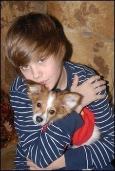 Rare Justin Bieber Pictures
