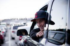 Steve Smith – In Memoriam