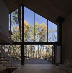 Yamamoto House   Tateshina, Japan   Ken Yokogawa Architect & Associates