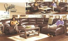 Ashley Furniture 42401 Living Room Set - Sectional
