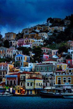 Symi Island.Greece