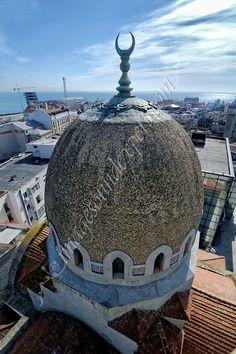 minaretul moscheei carol I,  Carol I Mosque minaret, Carol I Moschee Minarett, Carol I minaret de la mosquée,