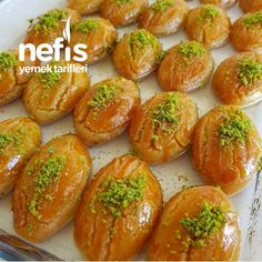 How to Make Patisserie Style Şekerpare Recipe? Yummy Recipes, Diet Recipes, Yummy Food, Frozen Pierogies, German Bread, Fermented Cabbage, Cranberry Chutney, Fried Oysters, Coconut Macaroons