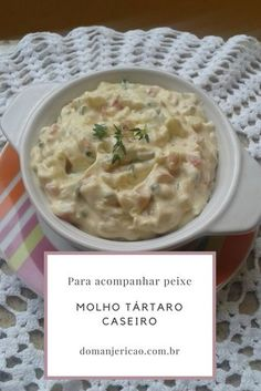 Ideas Pasta Healthy Sauce Fettuccine Alfredo For 2019 I Love Food, Good Food, Healthy Pasta Bake, Sauce Recipes, Cooking Recipes, Best Pasta Salad, Healthy Sauces, Fettuccine Alfredo, Gluten Free Pasta