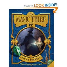 The Magic Thief- A great first book of a trilogy that is really engaging. It's a little hard to jump into the world and figure it out but still soooo good.