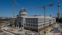 Auf der Baustelle des Berliner Stadtschlosses   Video-Thema – Lektionen   DW.COM   19.08.2015