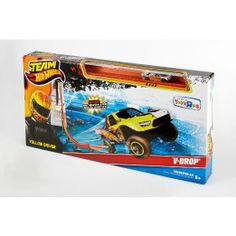 Amazon.com: Exclusive Hot Wheels Team Hot Wheels Super Velocity Track Set: Toys & Games