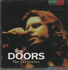 The Doors The Interview - UK 1998 - Talking Music, SPEAK011, 635885