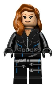 LEGO Black Widow (Avengers)