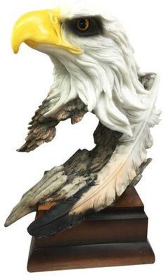 Sculpture Images, Sculpture Stand, Eagle Head, Bald Eagle, Pumpkin Carving, Statue, Bird, Native American, Animals