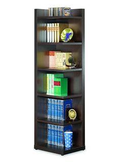Transitional Bookcase Corner Bookshelves, Top, Home Decor, Decoration Home, Room Decor, Interior Design, Home Interiors, Interior Decorating
