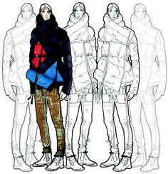 Fashion Illustration fashion-illustration-for-coloring