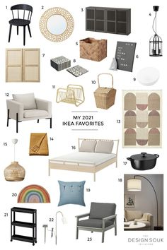 Ikea New, Best Ikea, Ikea Bedroom, Bedroom Decor, Interior Exterior, Interior Design, Ikea Decor, Amazon Home Decor, Ikea Design